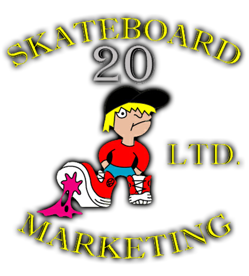 Skateboard Marketing 20 Years